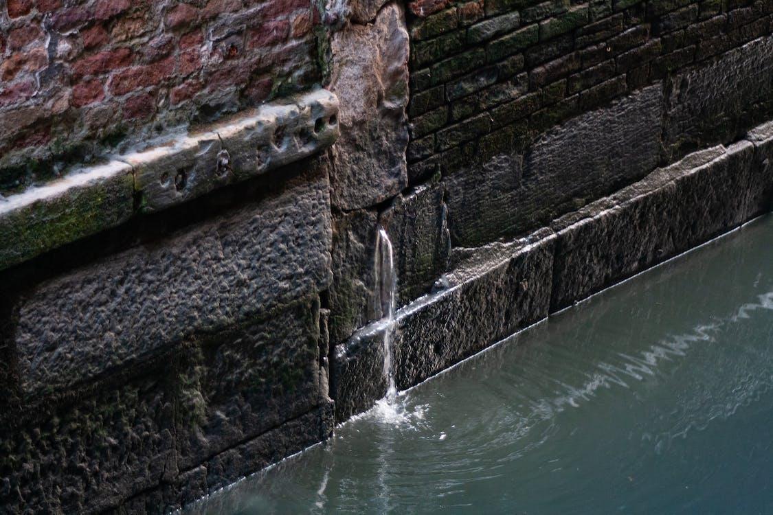 aigua, fons de pantalla, llamborda