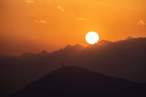 Fotos de stock gratuitas de amanecer, anochecer, cielo, crepúsculo