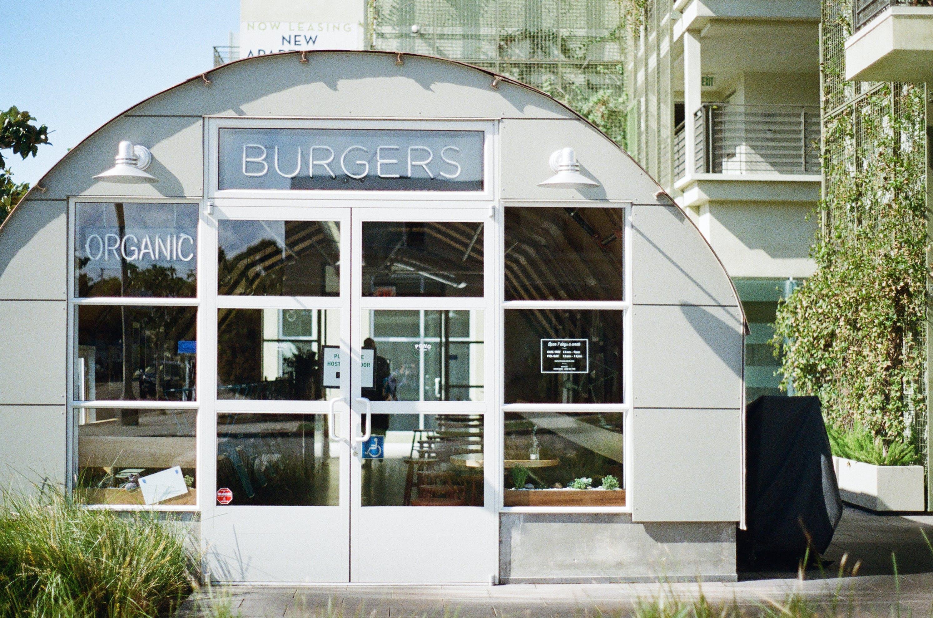 Free stock photo of burgers, fast food, restaurant
