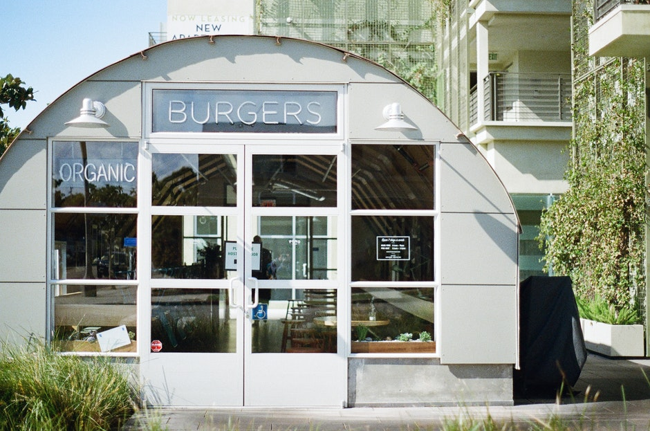 burgers, fast food, restaurant
