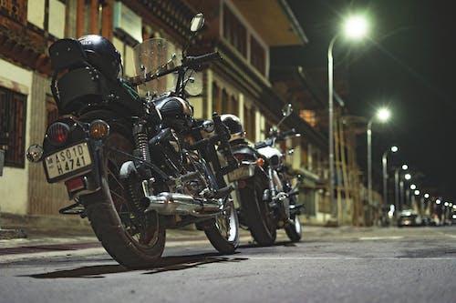 Gratis lagerfoto af cykel, motorcykel, royal enfield, triumf
