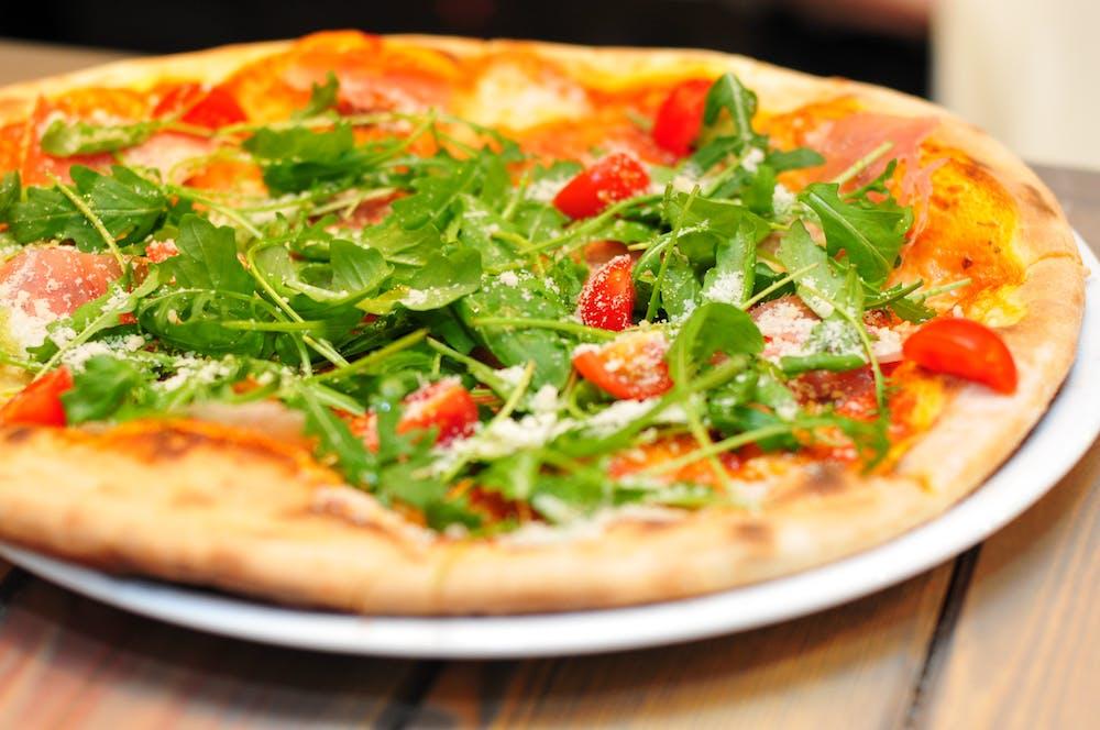 Pizza @pexels.com