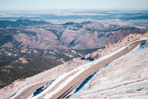 Immagine gratuita di bella vista, colorado, coperto di neve, fotografia all'aperto