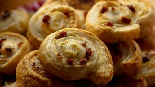 Základová fotografie zdarma na téma bulka, chleba, chutný, croissanty