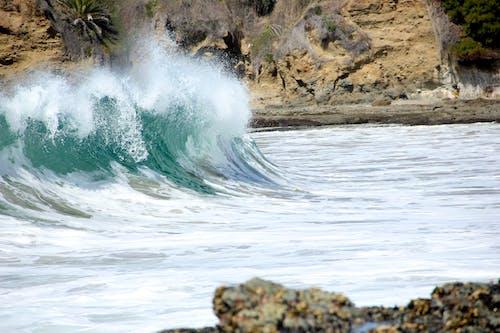 คลังภาพถ่ายฟรี ของ คลื่น, มหาสมุทร