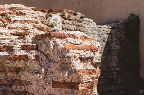 Free stock photo of bricks, Byzantine, mortor, roman