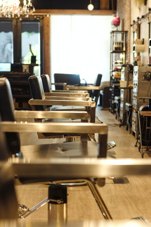 Free stock photo of beauty salon, hair salon, interior design, salon