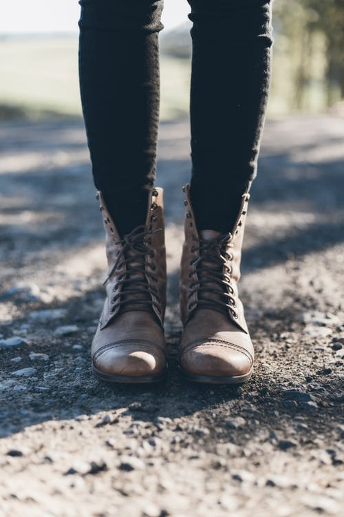 Free stock photo of boot camp, boots, brown, folk
