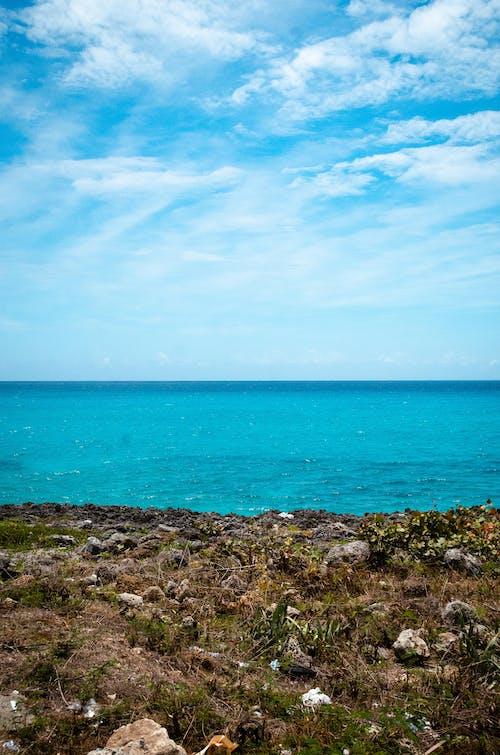 Ảnh lưu trữ miễn phí về màu xanh da trời, nước trong xanh, playa