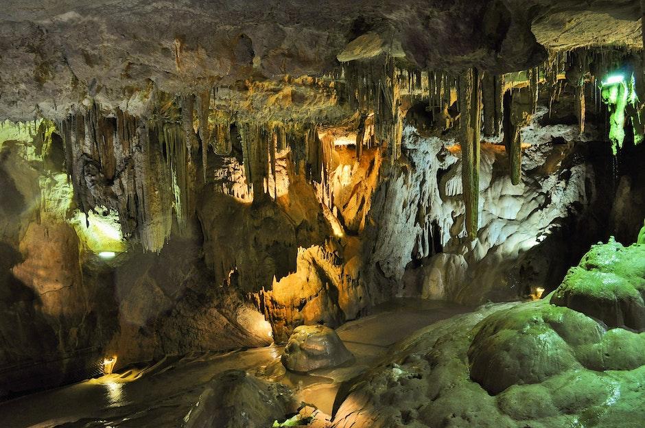 caves, france, grottes de bétharram