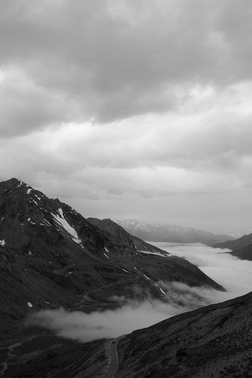 壞心情, 多雲的, 天性, 景觀 的 免費圖庫相片