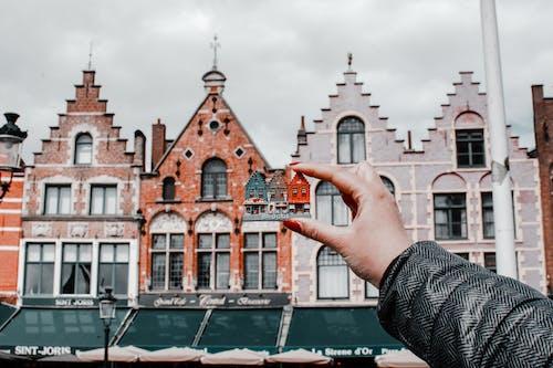belgio, 城市, 外觀, 家人 的 免費圖庫相片
