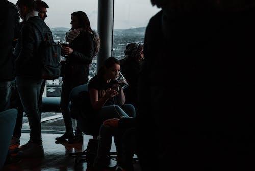 Бесплатное стоковое фото с дублин, кафе, милая девушка