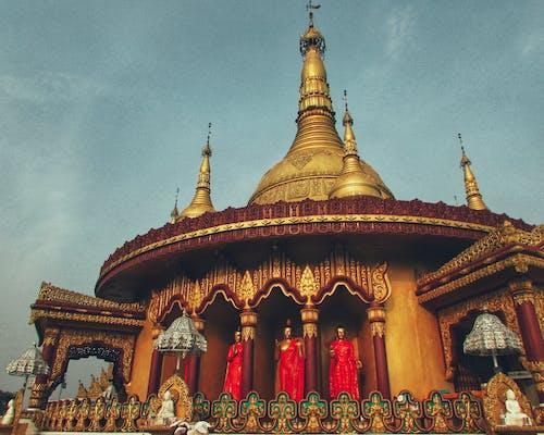 Imagine de stoc gratuită din bandarban, templu, templu budist, Templul de Aur