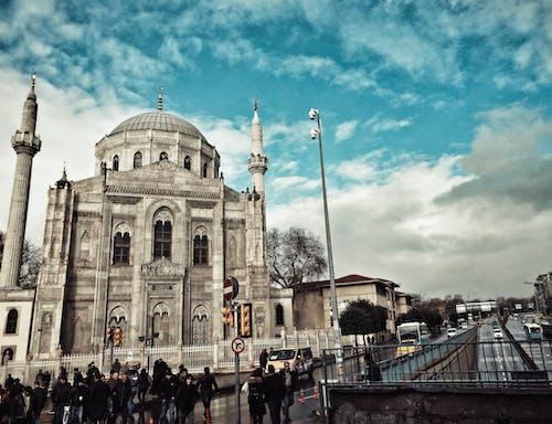 Imagine de stoc gratuită din arhitectură, fotografie de stradă, moschee