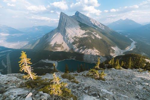 Бесплатное стоковое фото с Альберта, гора, живописный, канада