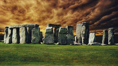 Immagine gratuita di inghilterra, neolitico, pietre, preistorico