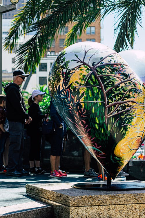 Бесплатное стоковое фото с красочный, люди, пламя цвета, сан-франциско