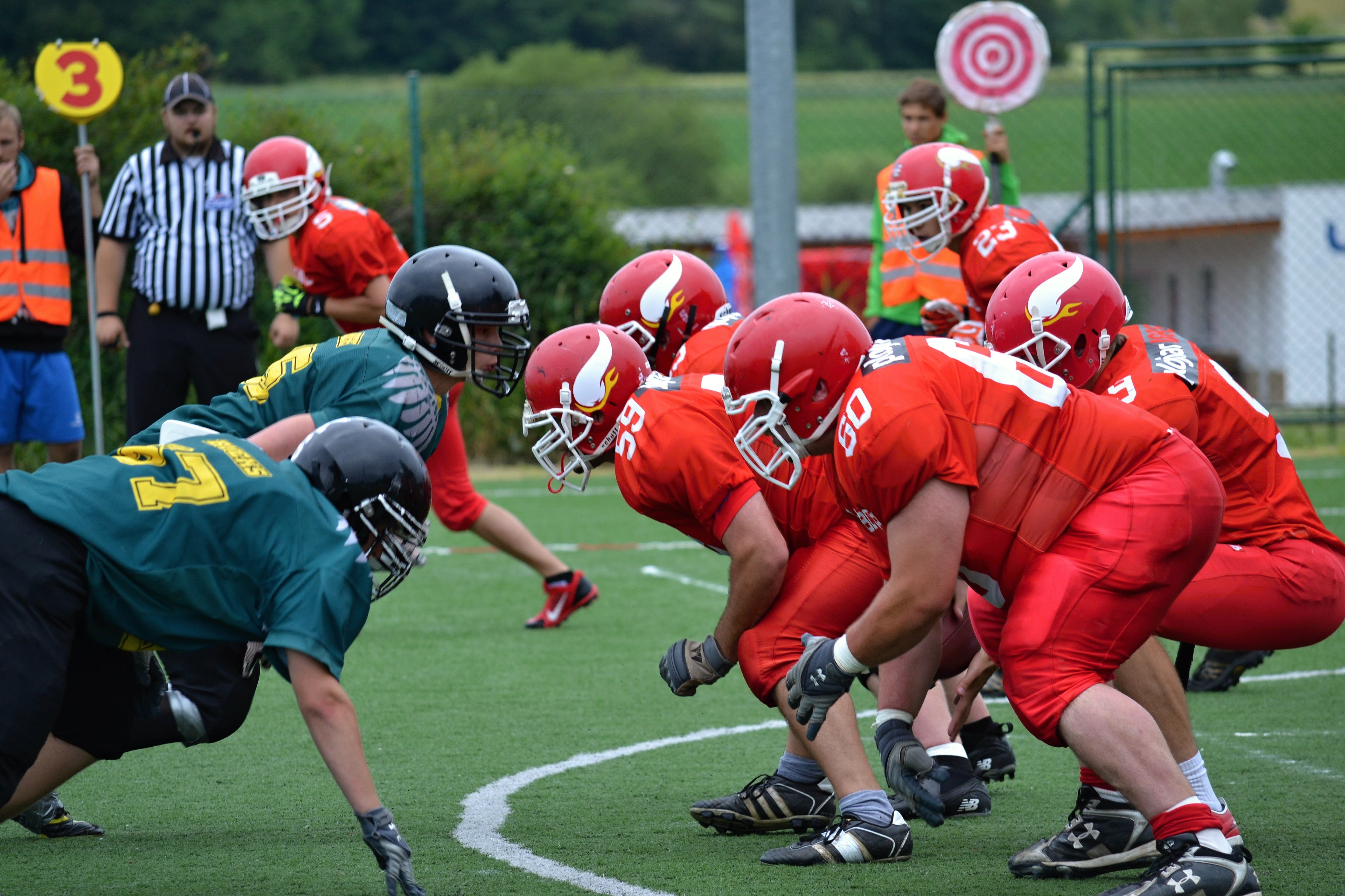 Free stock photo of field, sport, football, players
