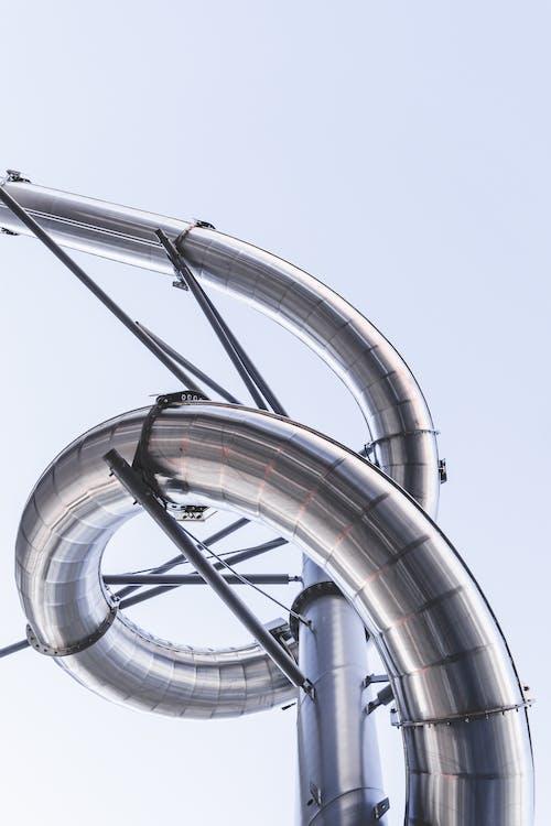 Immagine gratuita di acciaio, alto, architettura, costruzione