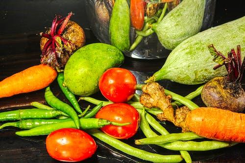 Free stock photo of fresh vegetables, root vegetable, vegetable