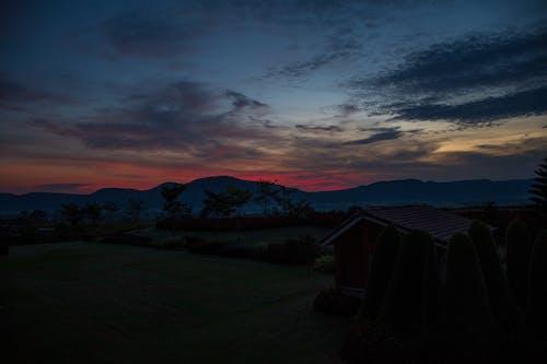 Δωρεάν στοκ φωτογραφιών με νωρίς το πρωί, ουρανός