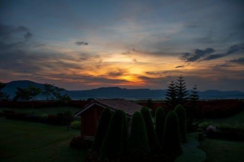 Δωρεάν στοκ φωτογραφιών με Καλημέρα, ουρανός, τοπίο