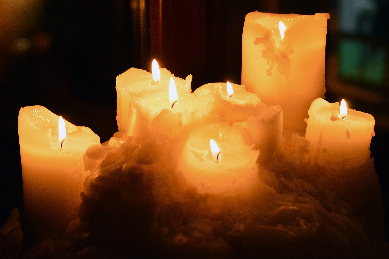 Free stock photo of big, burning, candlelight, candles