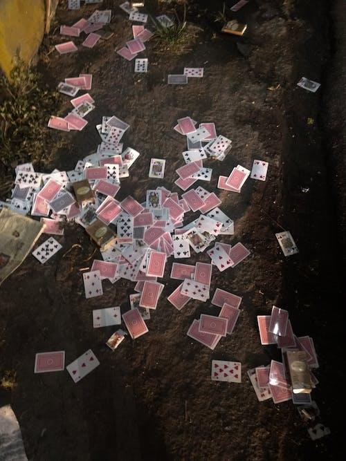 Immagine gratuita di ace, biglietti, giocando a carte, strada