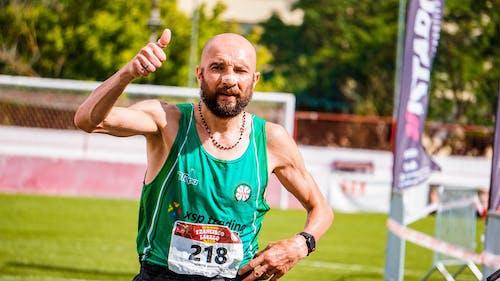 Imagine de stoc gratuită din adult, alergat, alergător, atlet