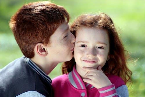 Fotobanka sbezplatnými fotkami na tému brat, byť spolu, deti, dieťa