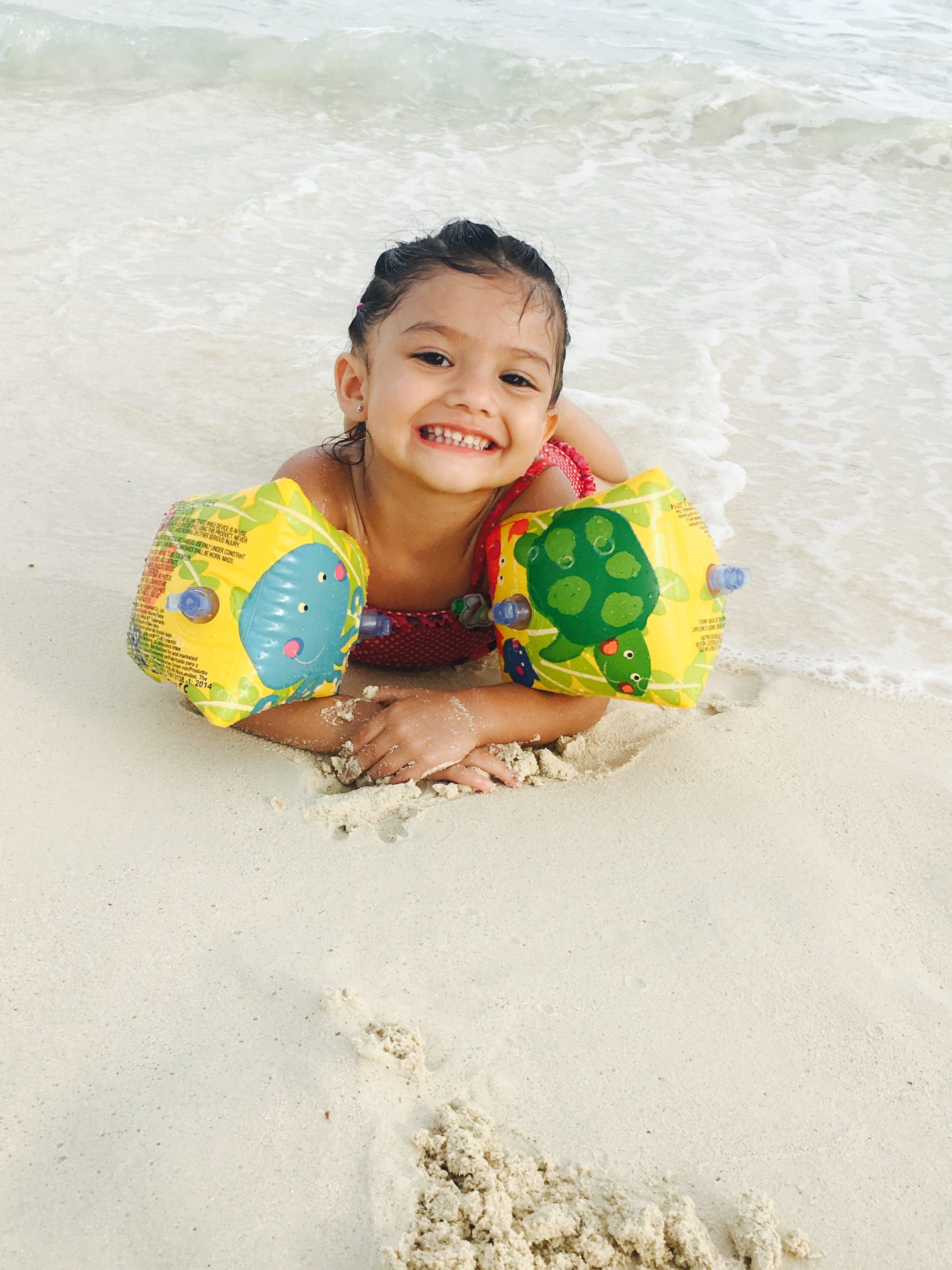 Free stock photo of sea, beach, summer, girl