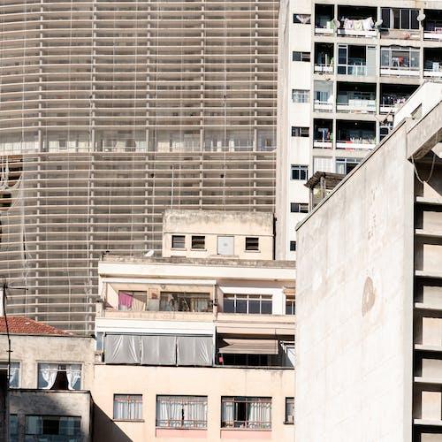 Imagine de stoc gratuită din apartamente, clădire, clădiri, drum