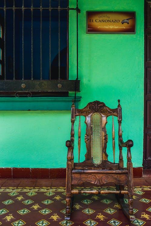 古巴, 哈瓦那, 拉丁, 椅子 的 免費圖庫相片