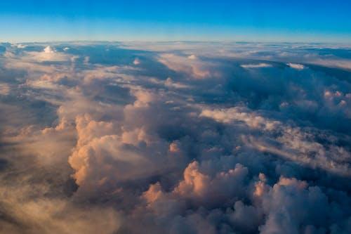 冥想, 和平, 在雲層之上, 夢想 的 免費圖庫相片