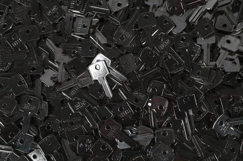 Бесплатное стоковое фото с заготовки ключей, ключи