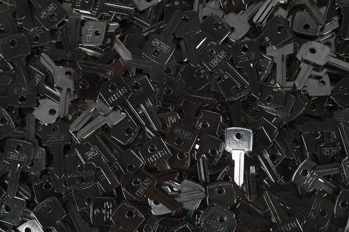 Бесплатное стоковое фото с бланк ключа, ключи