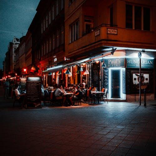 Бесплатное стоковое фото с местный, ночной клуб, огни