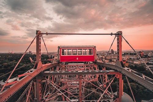 Free stock photo of amusement park, ferris wheel, playground, vienna