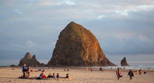 Gratis stockfoto met hooiberg, kanon strand, strand