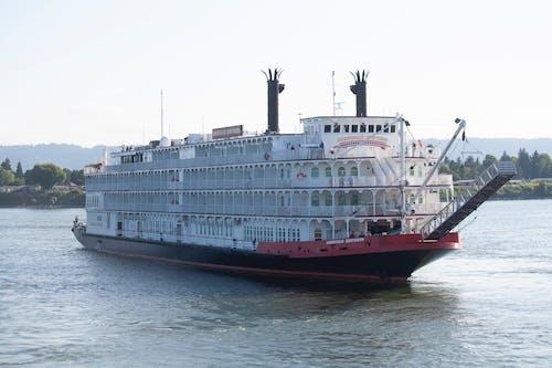 Gratis stockfoto met amerikaanse keizerin, boot, rivier, toerisme