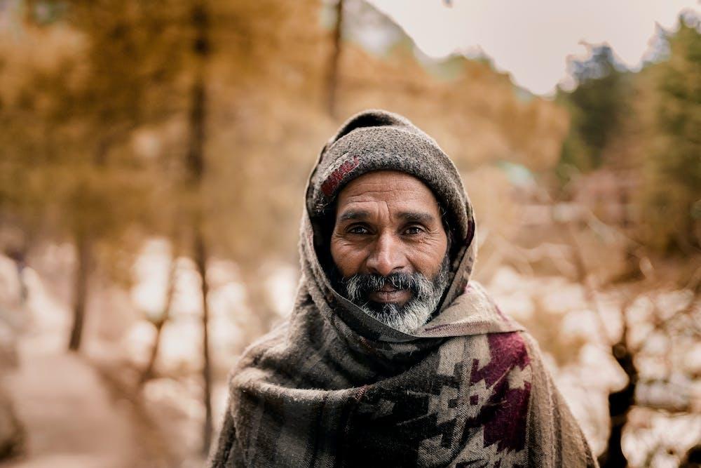 Old Man @pexels