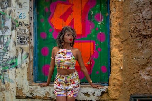 Gratis arkivbilde med farger, fargerik, fargerik kunst, fargerik vegg