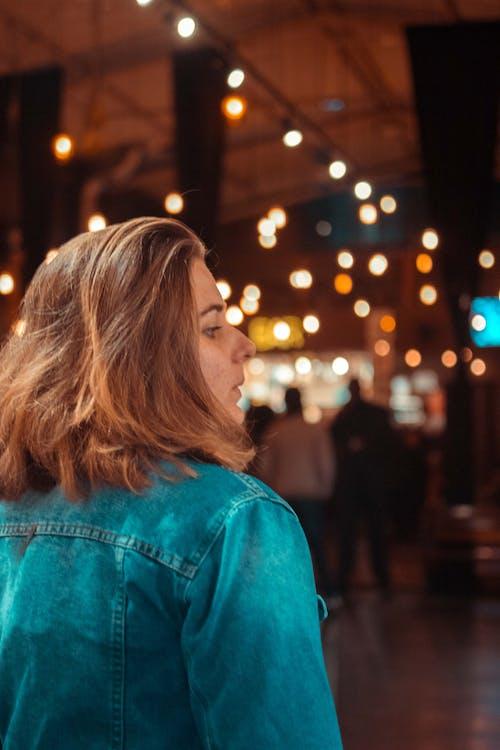 Foto stok gratis cahaya, kaum wanita