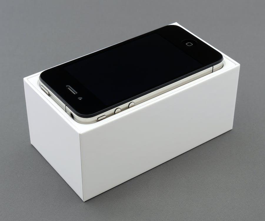 boîte, conteneur, déballage
