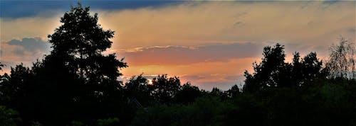 Free stock photo of evening sky, sunset