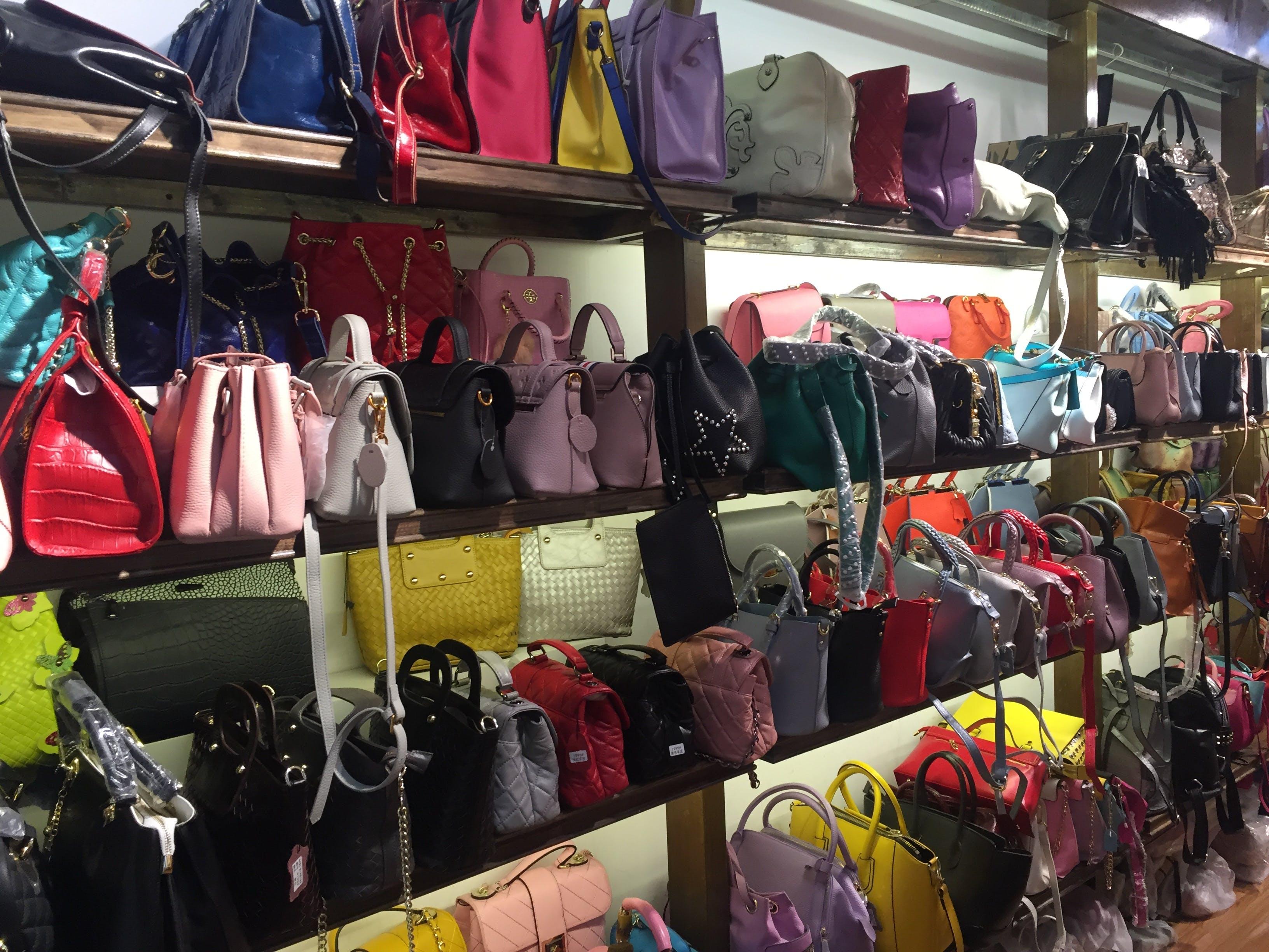 Free stock photo of warehouse, shopping, market, colors