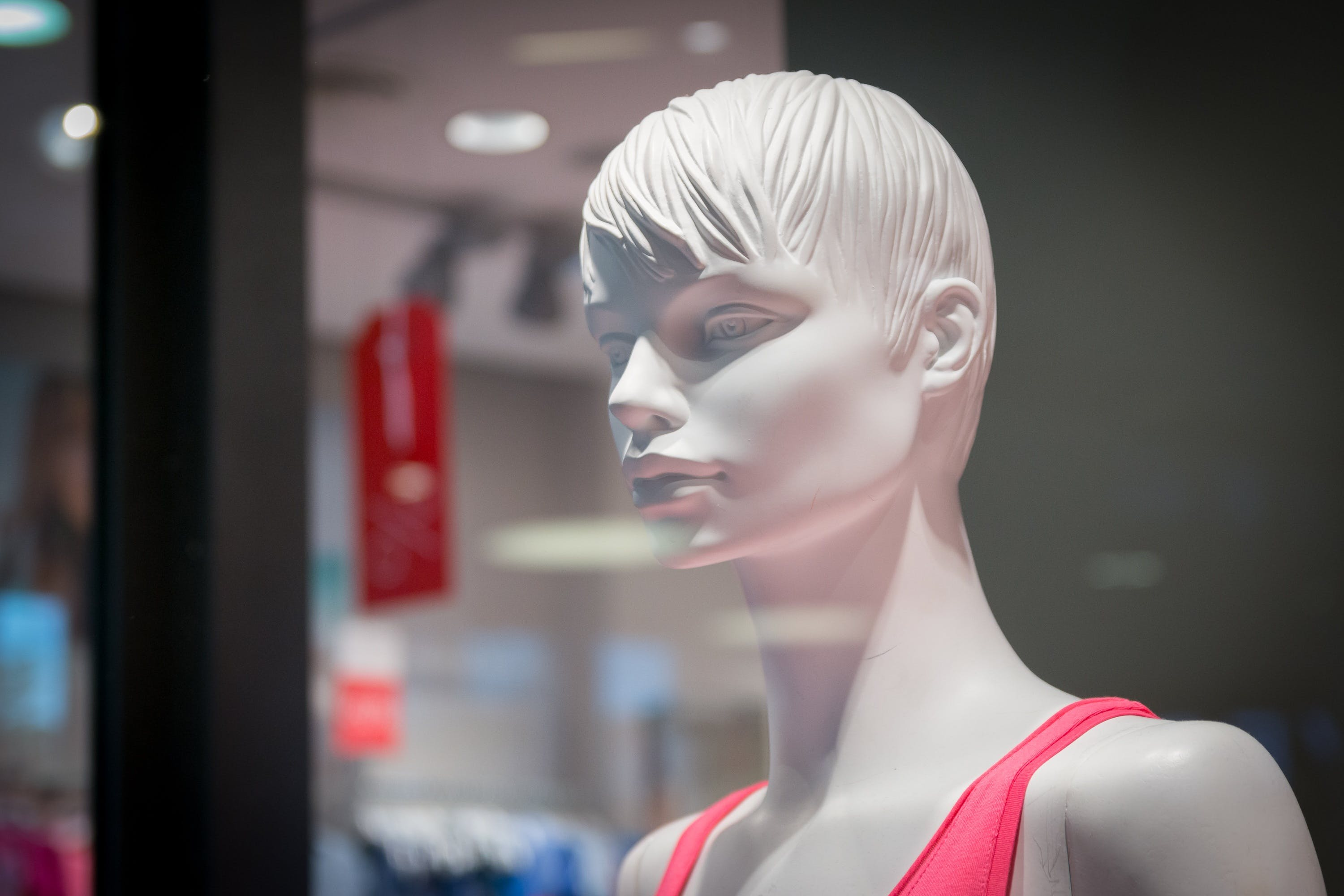 Free stock photo of crown, kielce, mannequin, poland