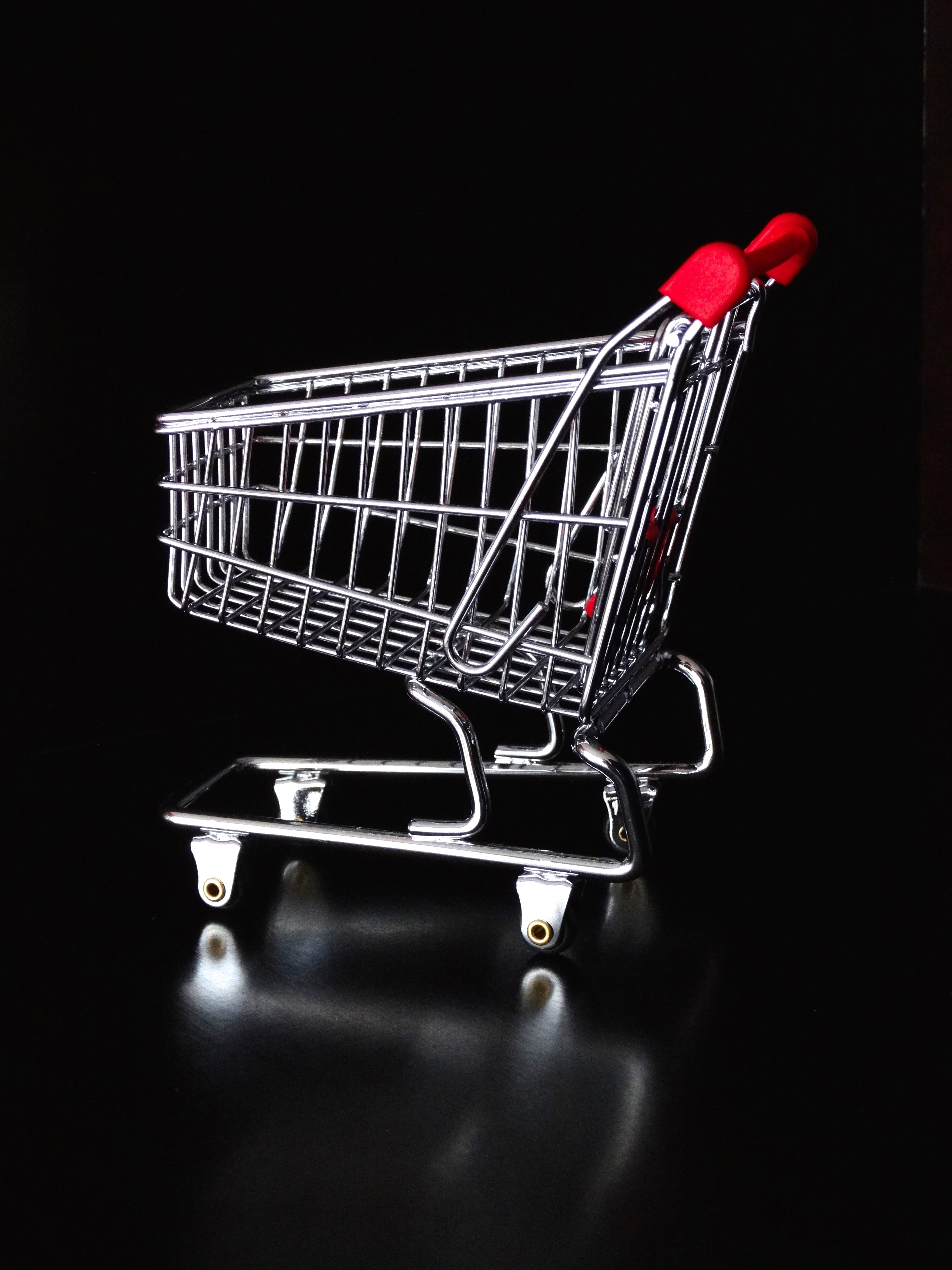 basket, business, cart