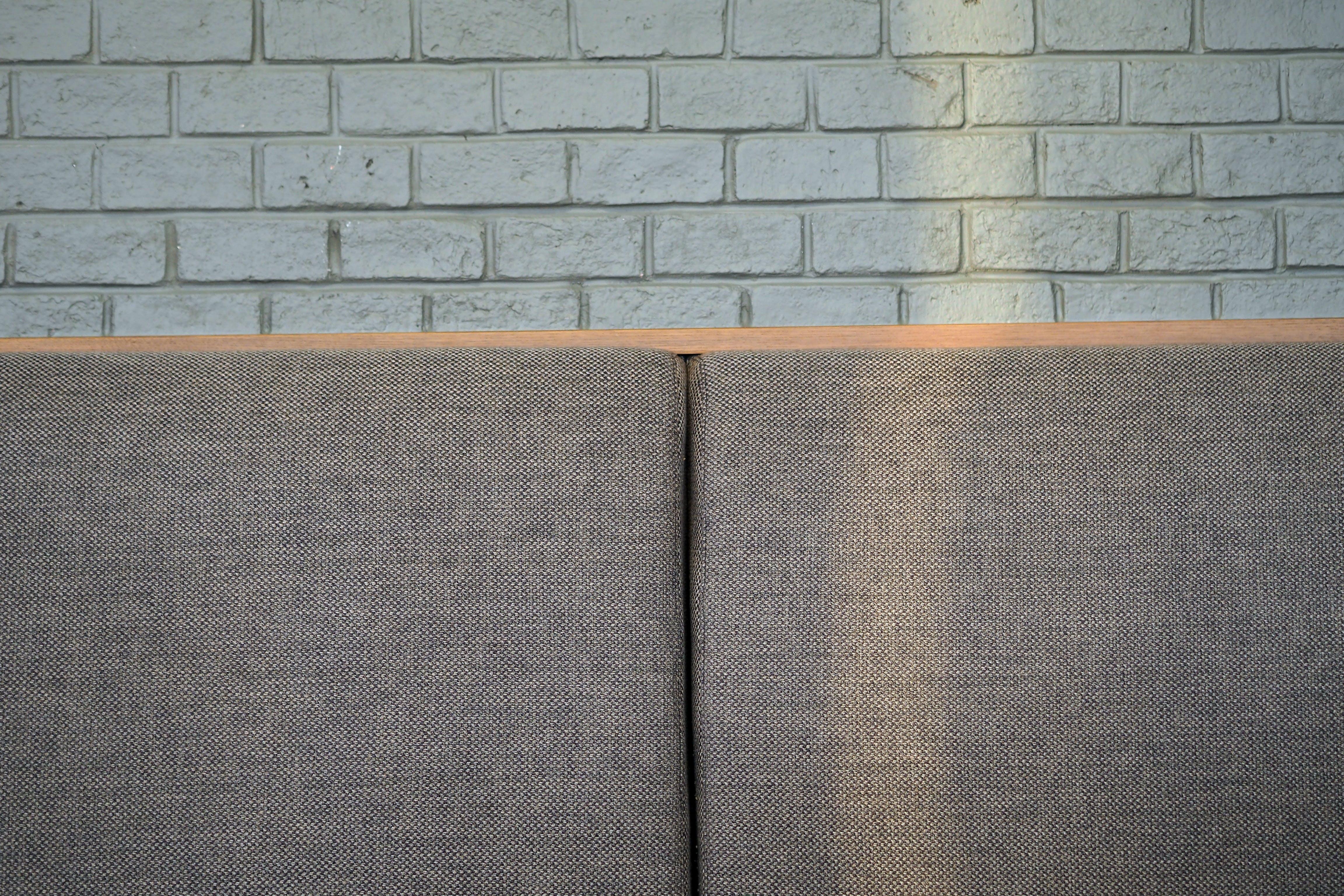 Free stock photo of chair, coffee shop, cushion, fabric